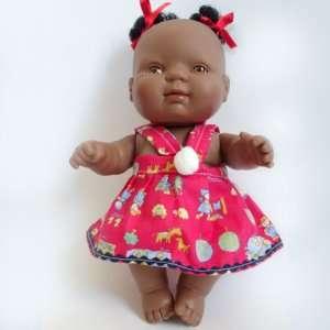 Petite poupée noire Coumba