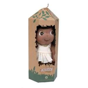 mini doudou noir fille