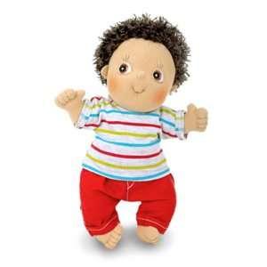 poupée garçon en tissu Micaïa