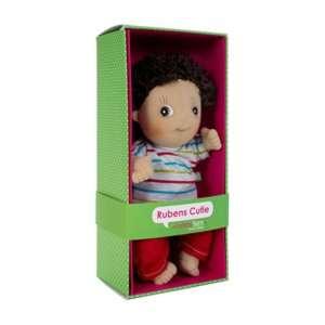 emballage poupée métisse garcon Micaïa