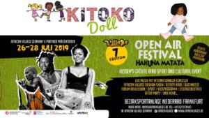 Open-Air-Festival-village-frankfurt 2019