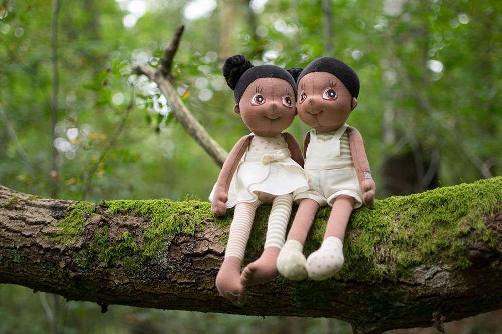 Kitoko Doll nos poupées tissus