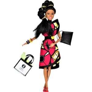 Poupée-mannequin-africaine-style-barbie
