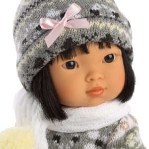 Xiu ravissante poupée asiatique de 28 cm