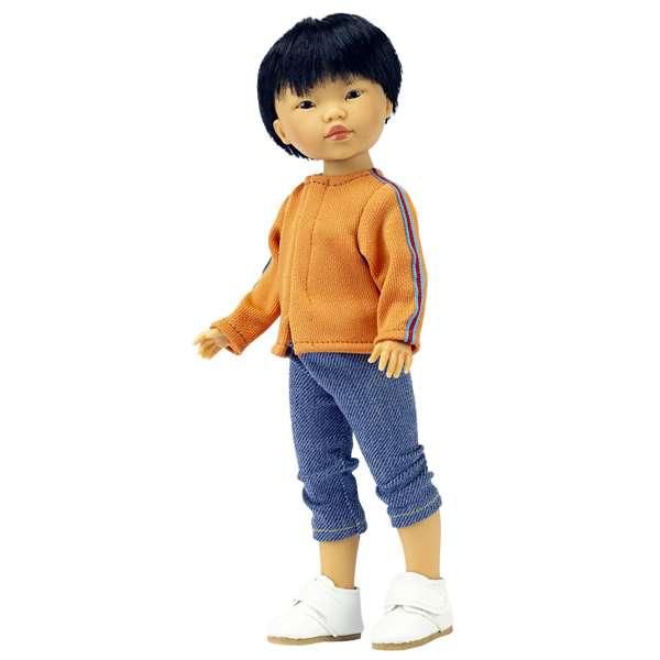 arun poupée asiatique garçon asiatique