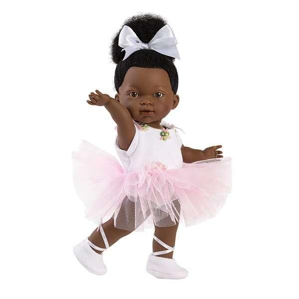 Khady poupée africaine ballerine aux cheveux crépus