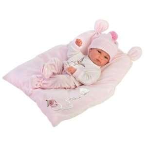 Poupon bébé européen réaliste au corps mou ayant 35 cm