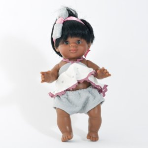 Isha petit baigneur indien