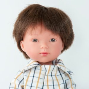 Maël poupée garçon de 28 cm