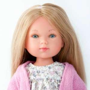 Meryl adorable poupée à coiffer de 28 cm